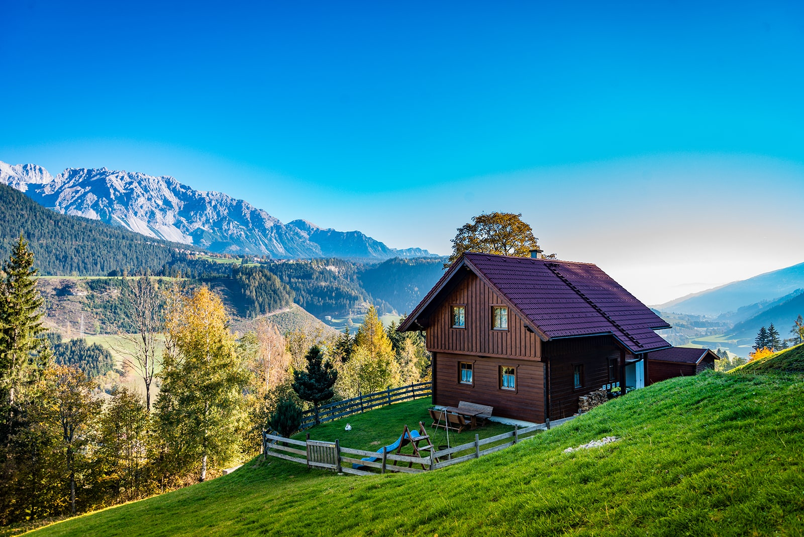 Ahornhütte - Reiteralm - Gleiming - Schladming