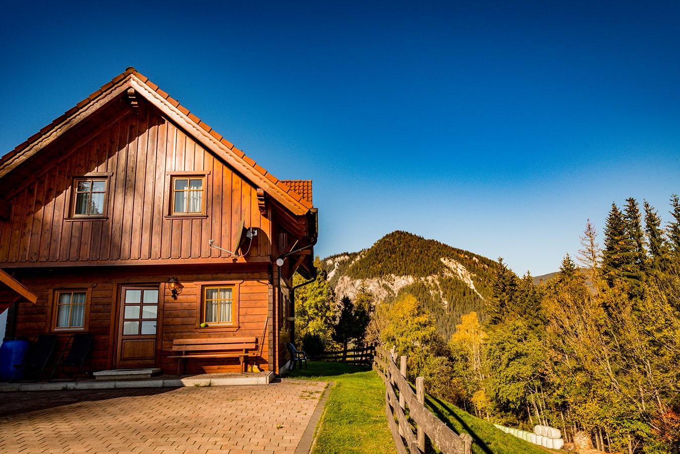 Ahornhütte Schladming