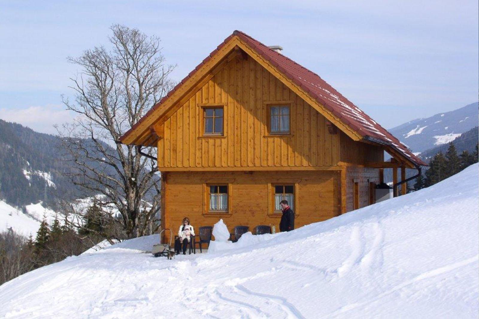 Reiteralm - Winter - Urlaub - Gleiming